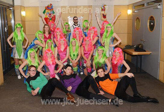 Showballett des JKC 2017